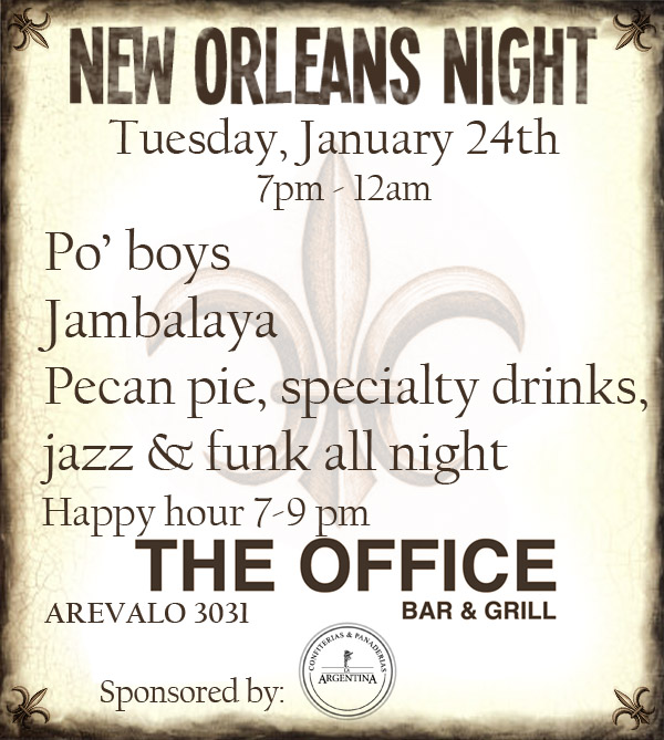 NOLA Night ::