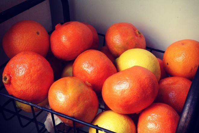 BA NEWS  ::  Mandarins are in season!