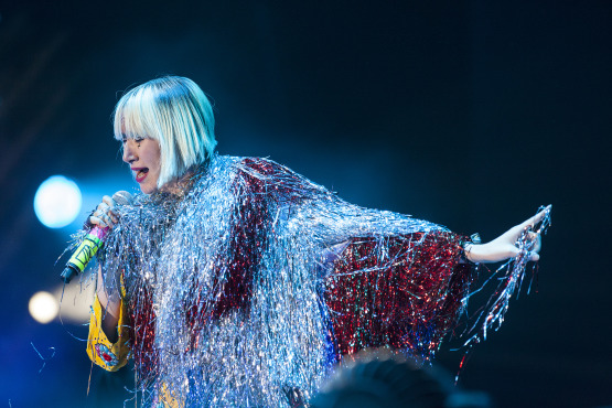 the Yeah Yeah Yeahs tomorrow at GROOVE