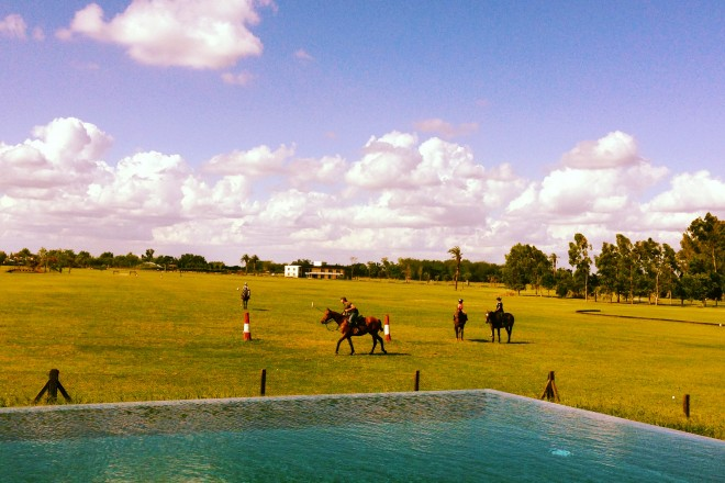 A healthy getaway at Puesto Viejo Polo Club