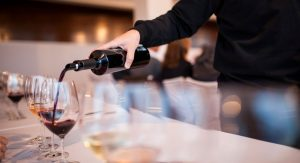 ANUVA wine tasting